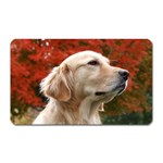 dog-photo cute Magnet (Rectangular)