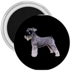 Miniature Schnauzer Dog Gifts BB 3  Magnet