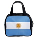 Argentine Flag Classic Handbag (Two Sides)