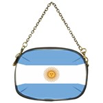 Argentine Flag Chain Purse (One Side)
