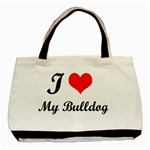 I Love My Beagle Classic Tote Bag