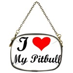 I Love My Beagle Chain Purse (Two Sides)