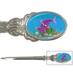 Purple Hammie Fish Letter Opener