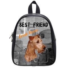 Irish Terrier School Bag (Small) from UrbanLoad.com Front