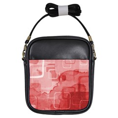 Girls Sling Bag red from UrbanLoad.com Front