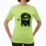ltg 3 Women s Green T-Shirt