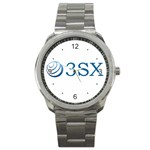O3sx Logo Sport Metal Watch