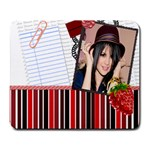 Selena Large Mousepad