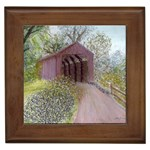 Coveredbridge300 Framed Tile