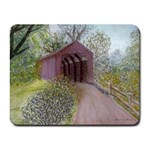 Coveredbridge300 Small Mousepad