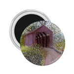 Coveredbridge300 2.25  Magnet