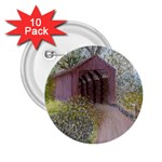 Coveredbridge300 2.25  Button (10 pack)
