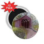 Coveredbridge300 2.25  Magnet (10 pack)