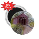 Coveredbridge300 2.25  Magnet (100 pack)