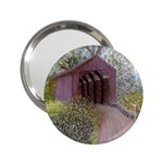 Coveredbridge300 2.25  Handbag Mirror