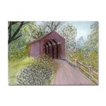 Coveredbridge300 Sticker A4 (10 pack)