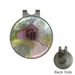 Coveredbridge300 Golf Ball Marker Hat Clip