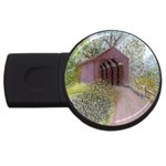 Coveredbridge300 USB Flash Drive Round (4 GB)