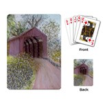 Coveredbridge300 Playing Cards Single Design