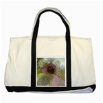 Coveredbridge300 Two Tone Tote Bag