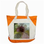 Coveredbridge300 Accent Tote Bag