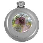 Coveredbridge300 Hip Flask (5 oz)