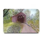 Coveredbridge300 Small Doormat