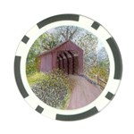 Coveredbridge300 Poker Chip Card Guard