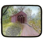 Coveredbridge300 Netbook Case (Large)