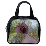 Coveredbridge300 Classic Handbag (One Side)