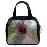 Coveredbridge300 Classic Handbag (Two Sides)