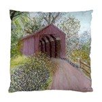 Coveredbridge300 Cushion Case (Two Sides)