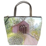 Coveredbridge300 Bucket Bag