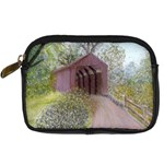 Coveredbridge300 Digital Camera Leather Case