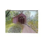Coveredbridge300 Cosmetic Bag (Large)