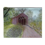 Coveredbridge300 Cosmetic Bag (XL)