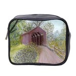 Coveredbridge300 Mini Toiletries Bag (Two Sides)