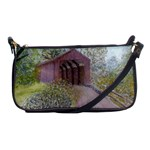 Coveredbridge300 Shoulder Clutch Bag