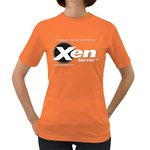 Moment of XenServer Women s Dark T-Shirt