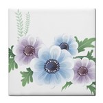 Flower028 Tile Coaster