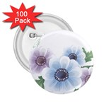 Flower028 2.25  Button (100 pack)