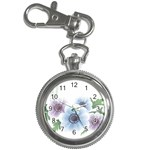 Flower028 Key Chain Watch