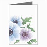 Flower028 Greeting Cards (Pkg of 8)
