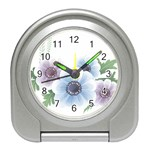 Flower028 Travel Alarm Clock
