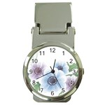 Flower028 Money Clip Watch