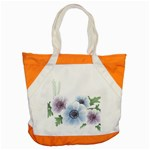 Flower028 Accent Tote Bag