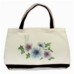 Flower028 Classic Tote Bag (Two Sides)