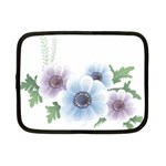 Flower028 Netbook Case (Small)