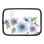 Flower028 Netbook Case (Medium)