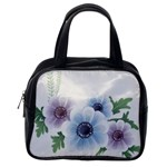 Flower028 Classic Handbag (One Side)